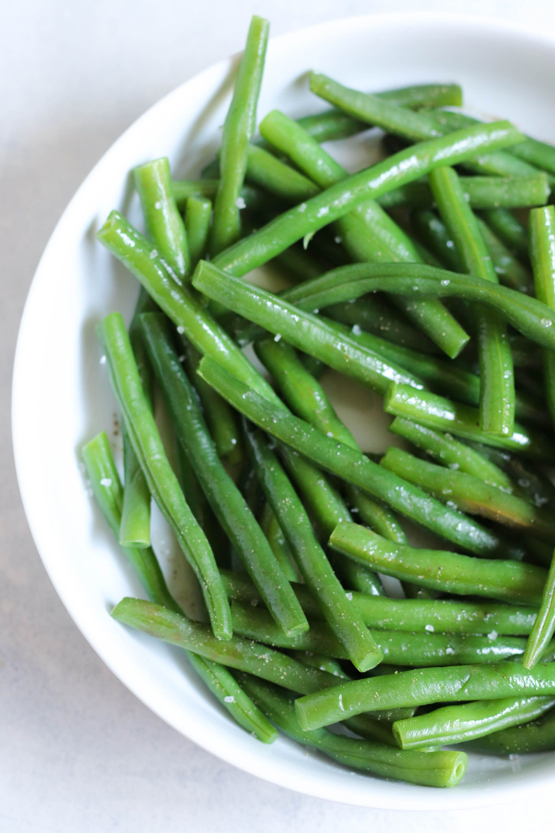 The Best Instant Pot Green Beans (Pressure Cooker)