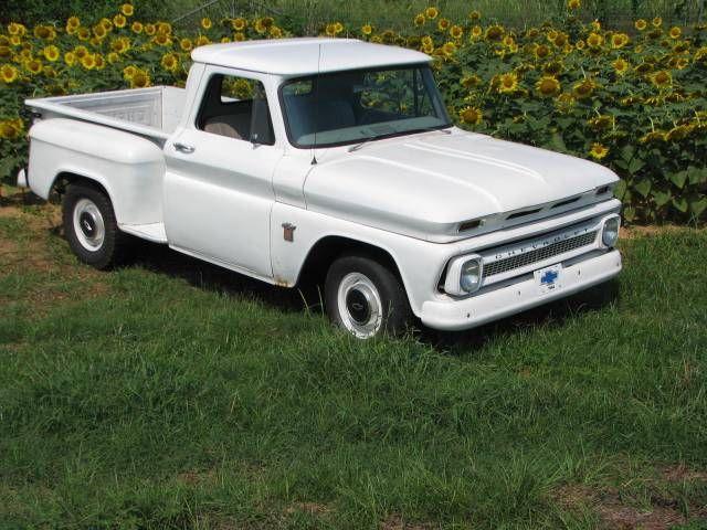 1964 Chevrolet C10 V8 Short Bed Stepside For Sale 1744280
