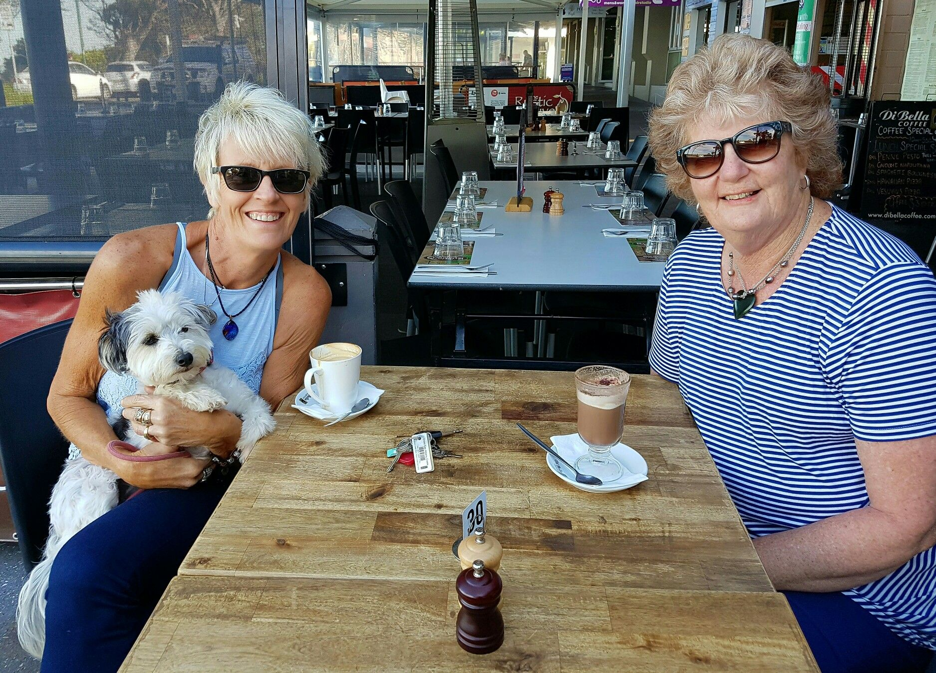 Coffee in redcliffe