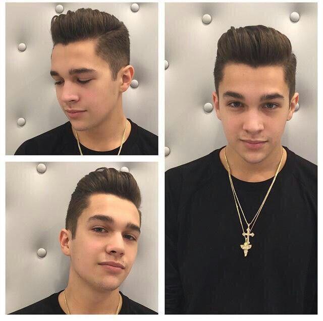 Haircuts Flee Austin Mahone Austin New Haircuts