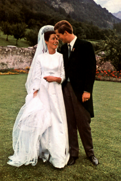 Royal Forums:  Wedding of Hereditary Prince Hans Adam of Liechtenstein and Countess Maria Aglae Kinsky von Wchinitz und Tettau, July 30, 1967
