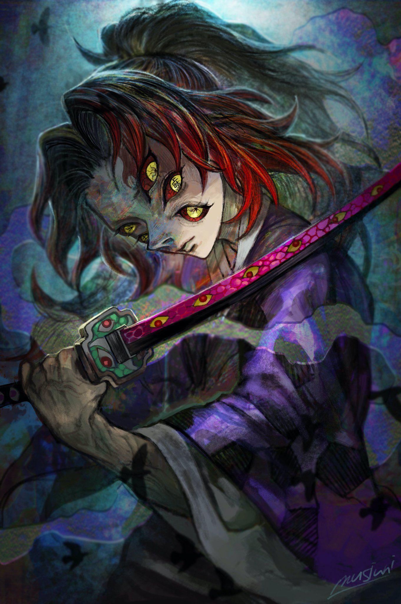 Park Art|My WordPress Blog_Anime Croc Charms Demon Slayer