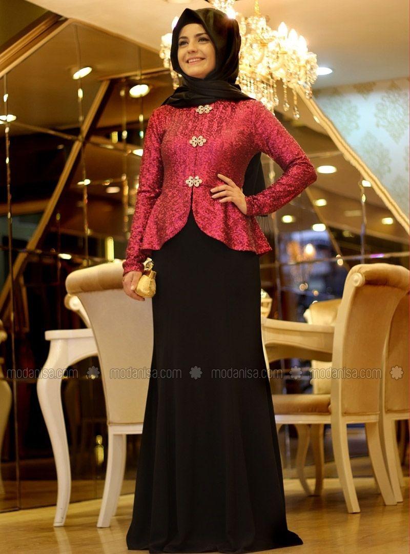 Muslim evening dresses hijab pinterest muslim