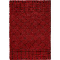 Photo of Benuta trends high pile carpet Gobi red 120×170 cm – Berber Teppichbenuta.de