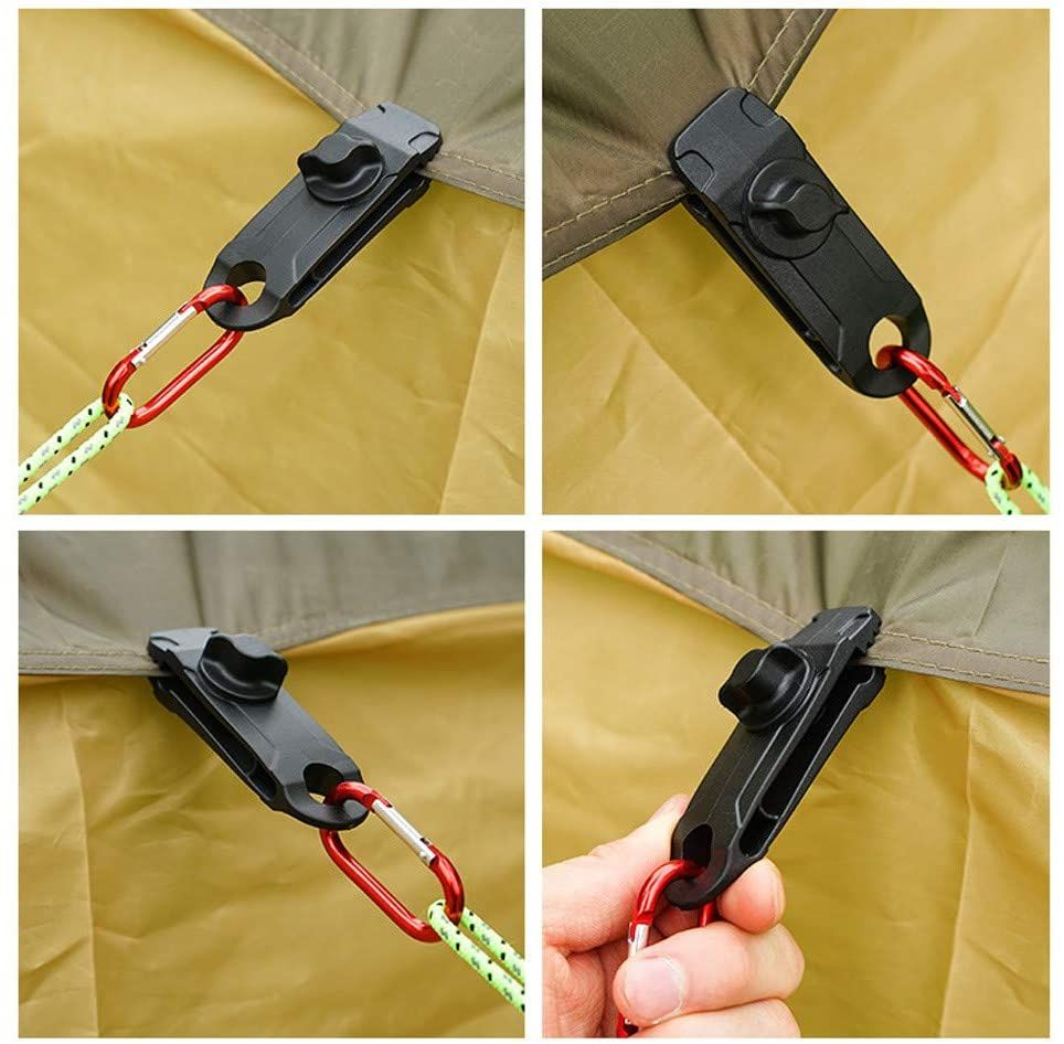Reusable Tarp Clips Awning Clamp As Low As 1 47 1pcs Berrycrystal In 2020 Heavy Duty Teeth Shape Linoleum