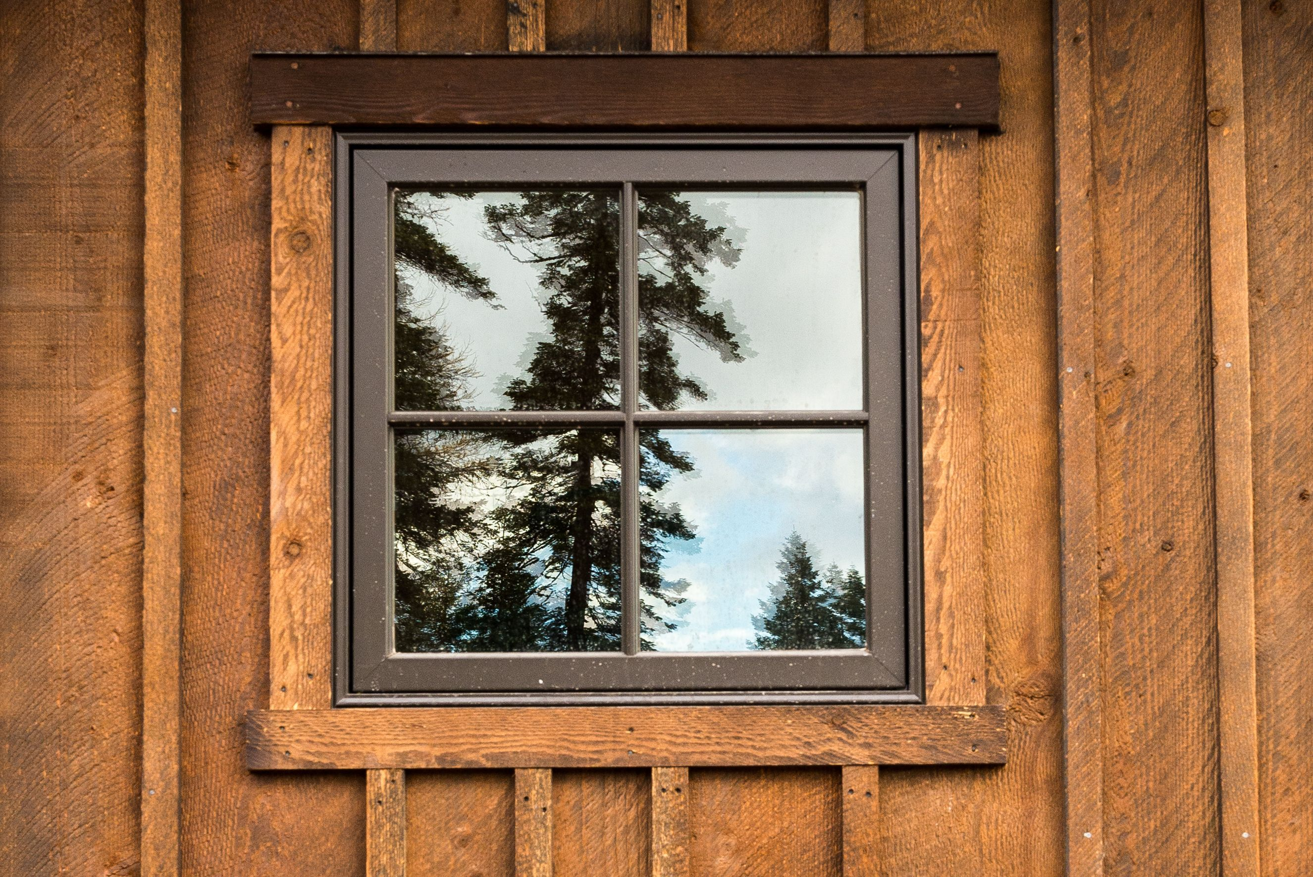 Ranchwood Siding And Timbers Boardandbattensiding Window Trim Exterior Rustic Exterior Wood Siding
