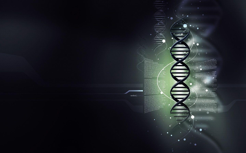 3D DNA Wallpaper 2