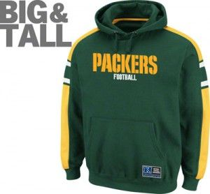 Green Bay Packers Big, Tall, Plus Tee