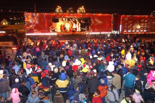 Travel North Dakota on North dakota and Christmas lights