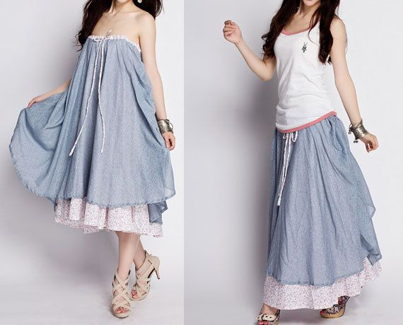 Simple Cotton Dresses for Women