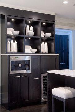 Whistler Zen - contemporary - kitchen cabinets - vancouver - Christine Austin Design