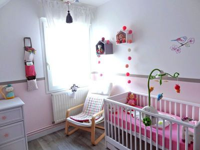 1000 images about dco on pinterest - Idee Deco Chambre Bebe Fille