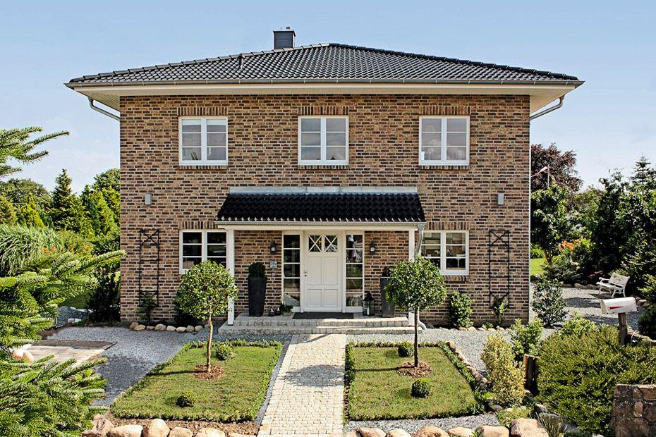 romantische formen im modernen energiesparhaus eco system haus landhaus pinterest haus. Black Bedroom Furniture Sets. Home Design Ideas
