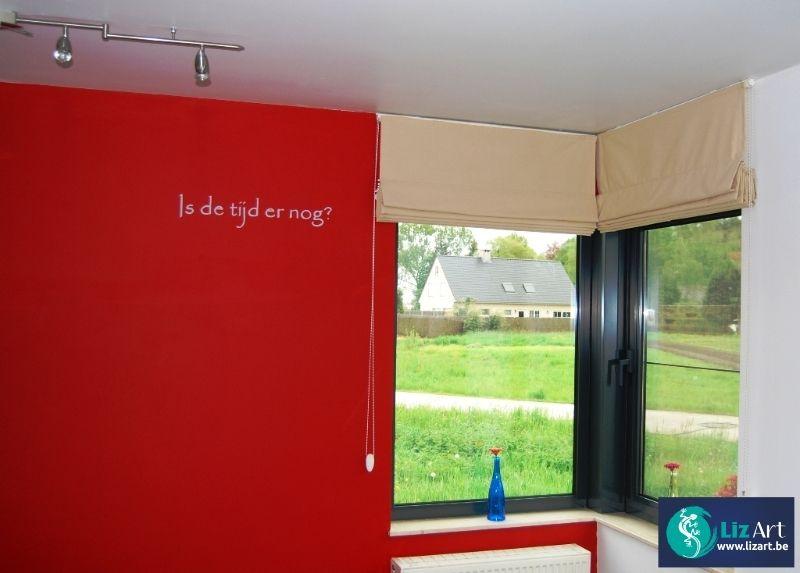 Baby Slaapkamer Teksten : Kleine geschilderde tekst in een salon geschilderde teksten