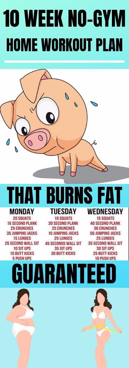 This is mini-plan for men and women which will help you lose weight and gain muscle mass without vis...