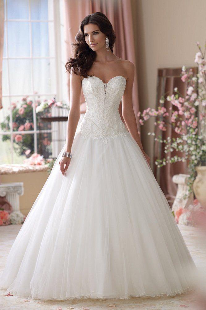 Brautkleider-7 | Brautkleider / Wedding Dresses | Pinterest ...
