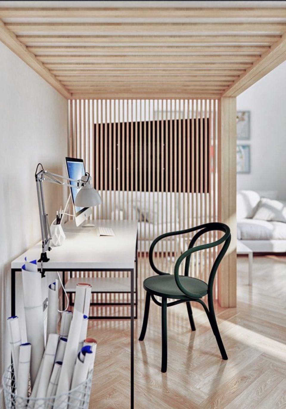30 og 44 m2: To små lejligheder med store armbevægelser   Boligmagasinet.dk
