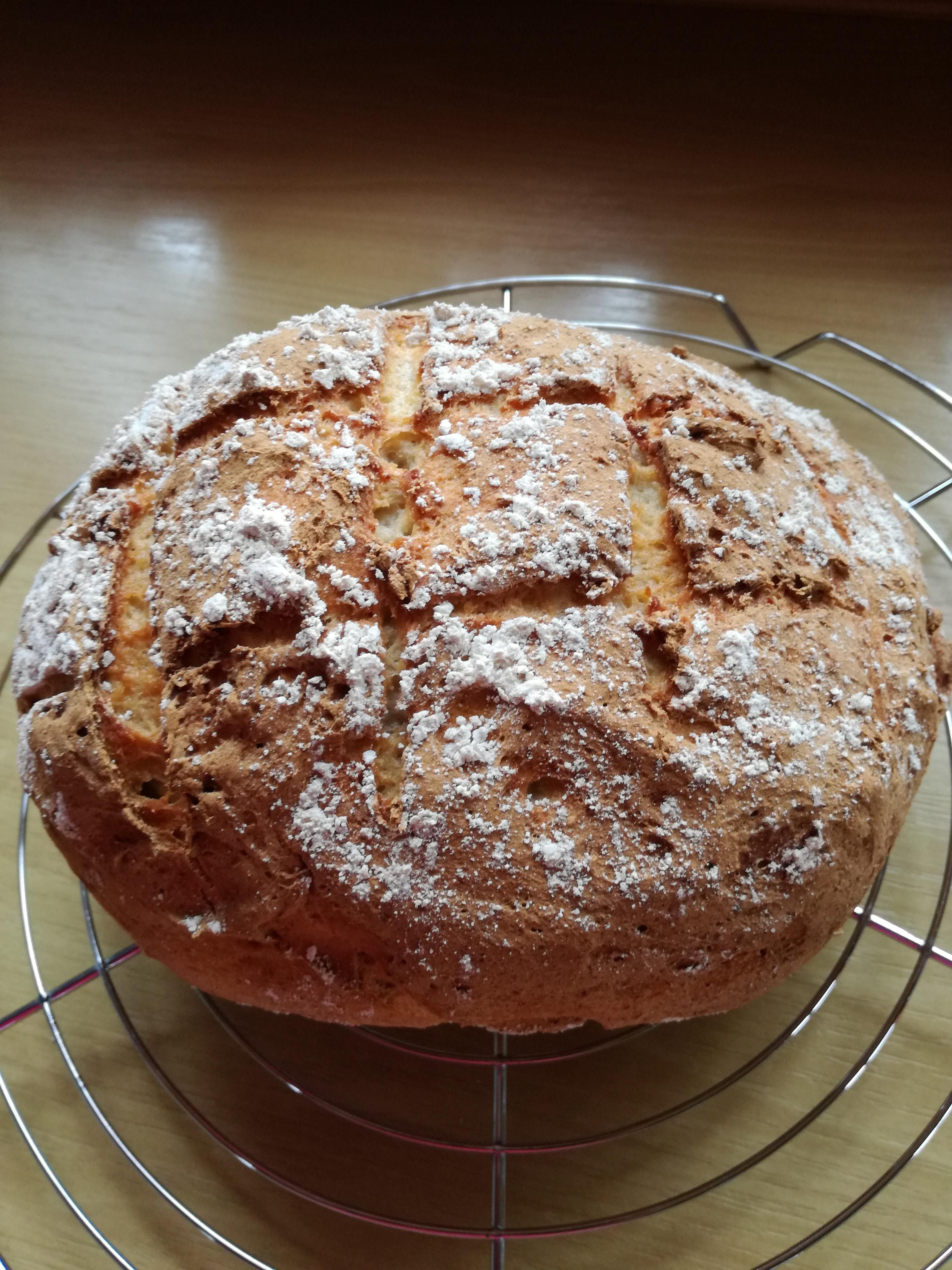 Buttermilchbrot Glutenfrei Rezept Glutenfreie Lebensmittel Glutenfreies Brot Backen Glutenfrei