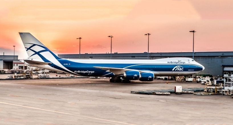Intrepid Aviation leases 2nd B747-8 freighter to AirBridgeCargo