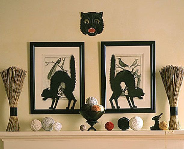Cats for Halloween