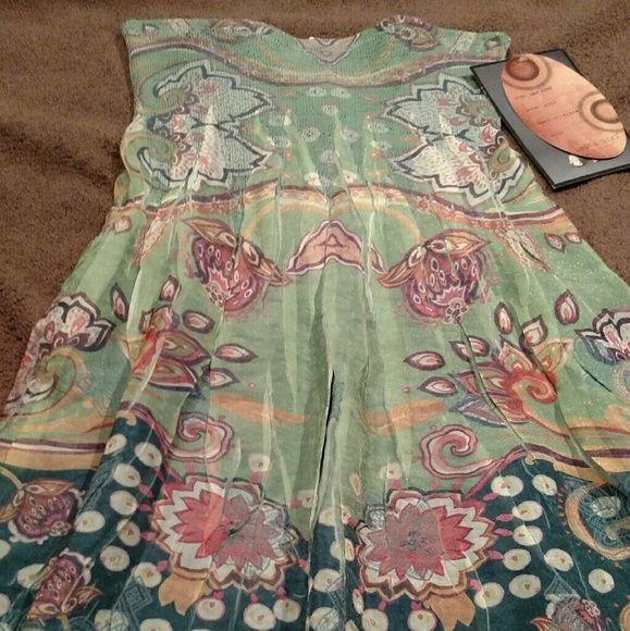 Dress New with tags one size Dresses Strapless
