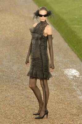 Fall 2007 Couture Chanel
