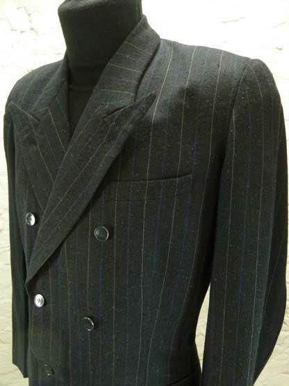 D 233 Tails Sur Veste Jacket German Vintage 1930 S 30 S