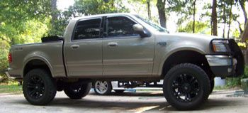 2001 Ford F150 5 4L V8 with 6