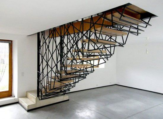 Mind Blowing Examples Of Creative Stairs Creative Design And