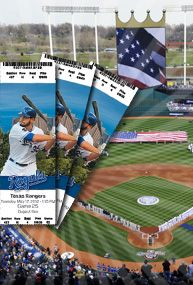 Kansas City Royals tickets!
