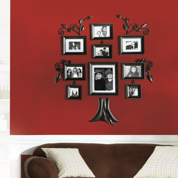 Wall Verbs 12-Piece Family Tree Collection - Bed Bath & Beyond