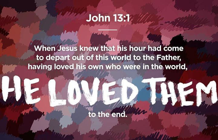 Lord let us love everyone in our spheres who you've given us to love! Even to the end! #selah #gospel #truth #FridayIsComing #SoIsSunday - http://ift.tt/1HQJd81