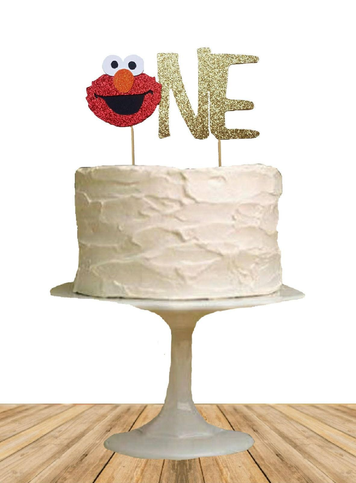 Excited To Share The Latest Addition My Etsy Shop Elmo One Cake Topper