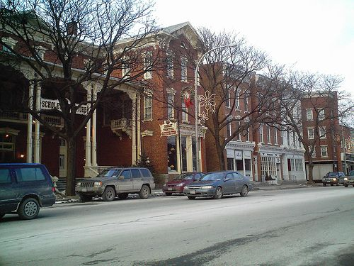 Downtown Cobleskill Ny By Upstreamblog Via Flickr With Images