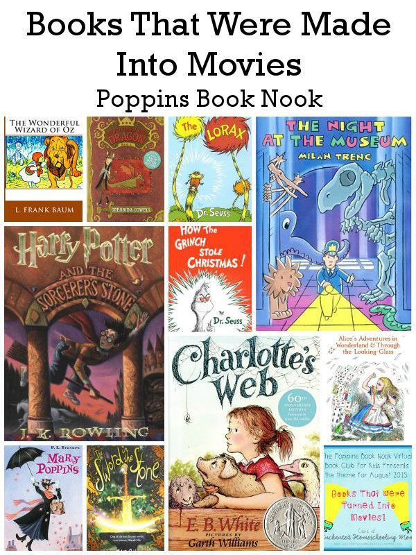 August Poppins Book Nook Books That Were Made Into Movies Books Book Nooks Kids Reading