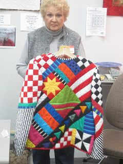 The Chattanooga Modern Quilt Guild is a group dedicated to learning and utilizing modern quilting techniques to design unique, contemporary quilts.