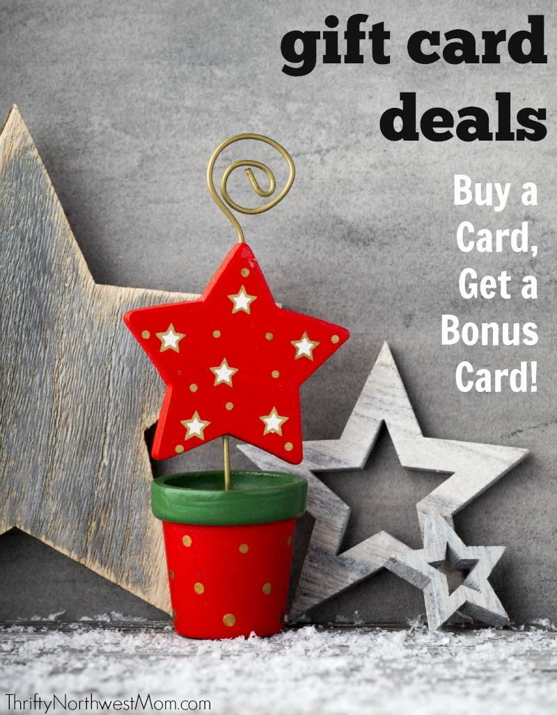 Gift Card Bonus Deals Roundup – Northwest & National Restaurants ...