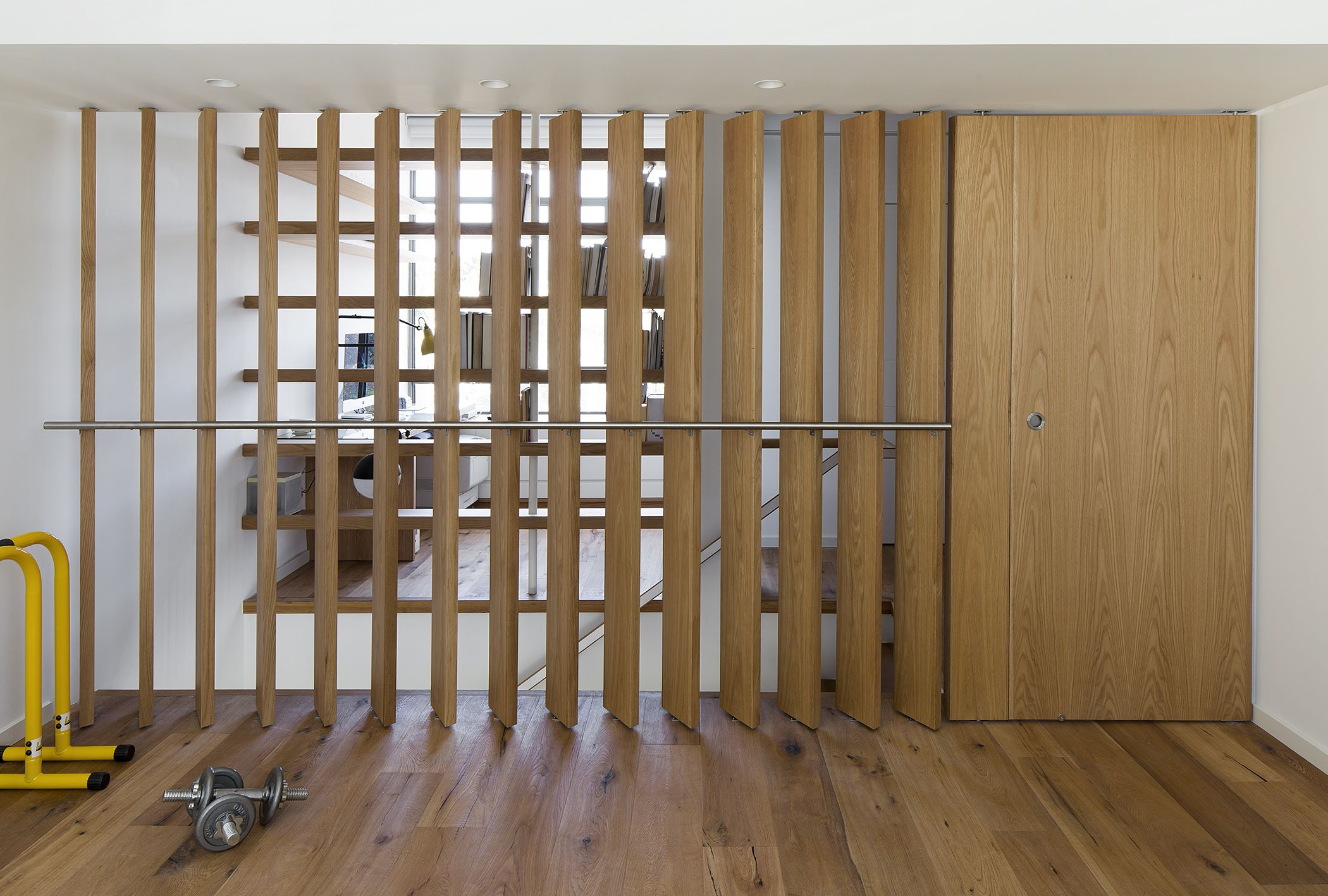 Open Wooden Vertical Louvers Caesarea Interior Design Pinterest Interiors And Doors
