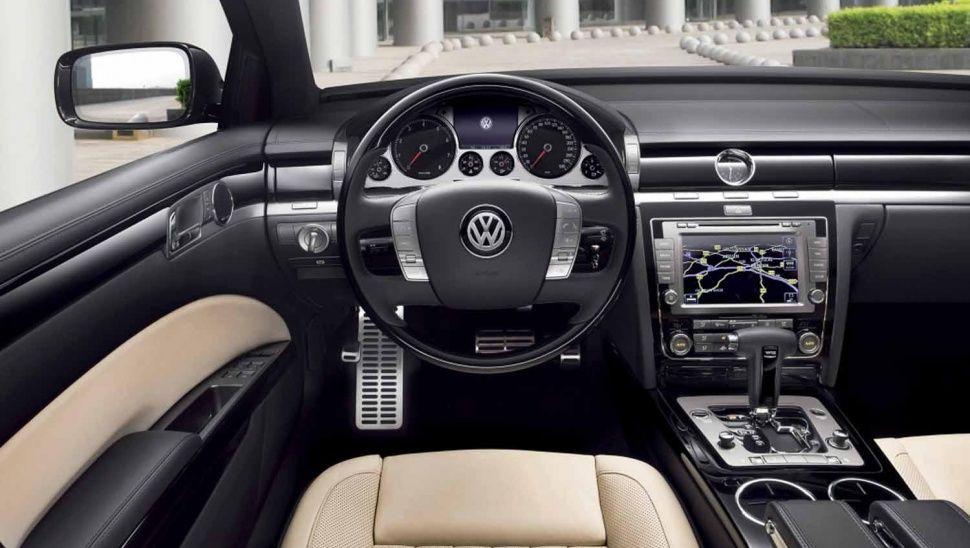2018 Volkswagen Phaeton Details Emerge Car Luxury Volkswagen