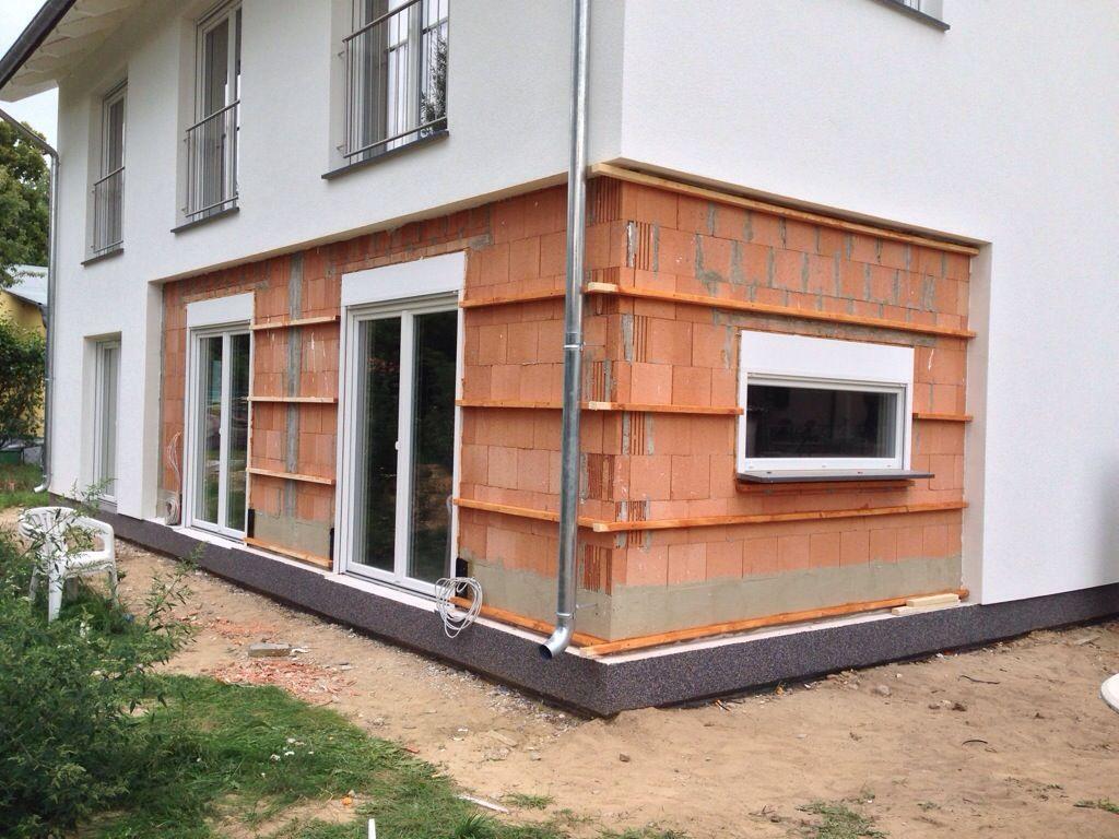 Holzlamellenfassade Konstruktion die holzfassade welche uns als eigenleistung ausgeführt wurde