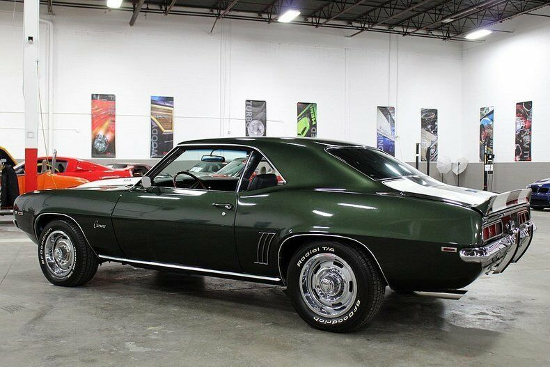 attention getter 1969 Chevrolet Camaro for sale