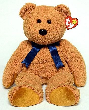 Fuzz - bear - Ty Beanie Buddies  c5fd3190b285