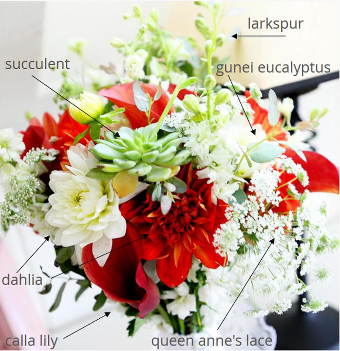 Wholesale Wedding Flower Packages: Anastasia Stevenson Wedding Florist Diy Flowers