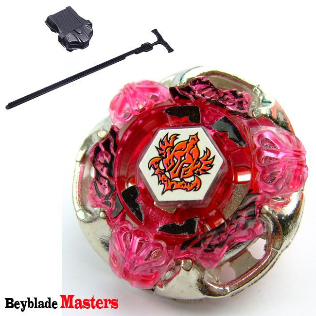 BEYBLADE METAL FUSION MASTERS NEW ZERO-G/4D System Power ...
