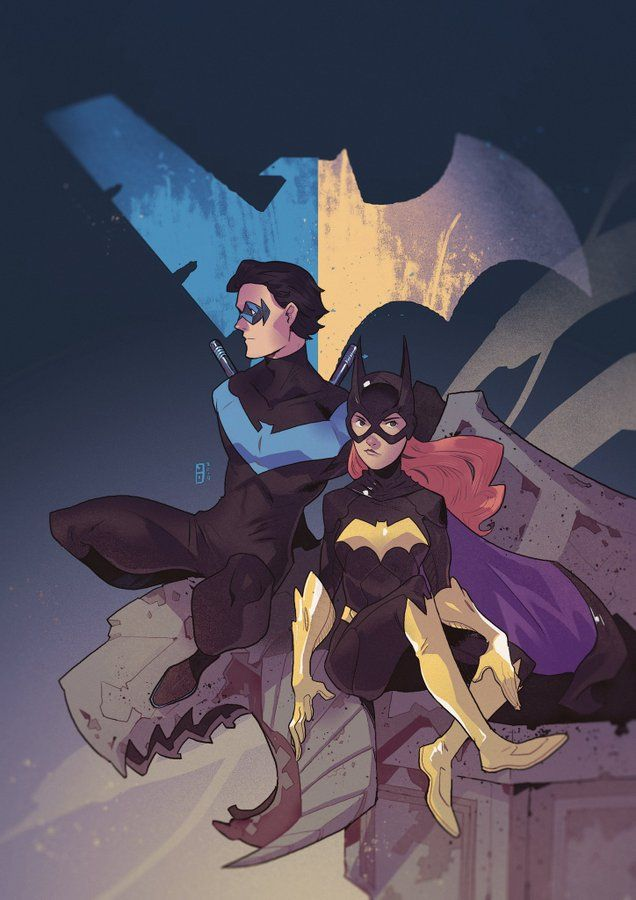 Young Justice Batgirl by CHUBETO on DeviantArt