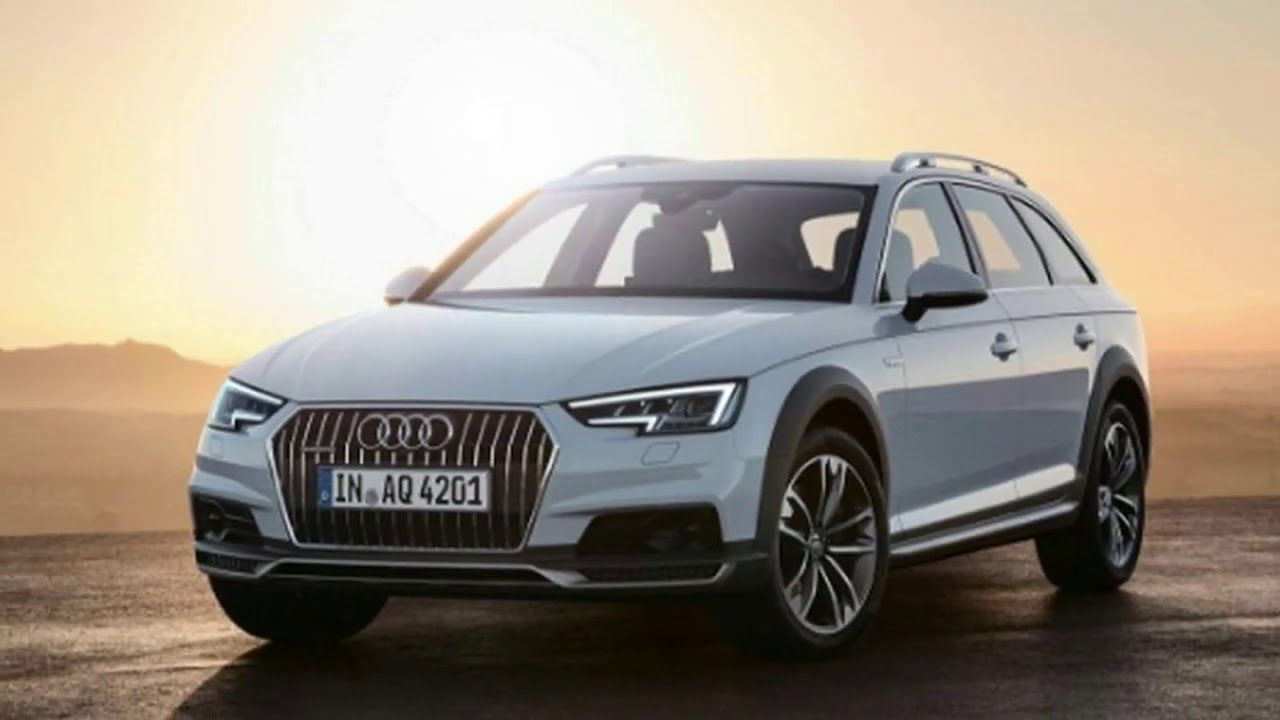 2019 Audi A4 Allroad Review And Price Raising The Car A Little More Tha Audi A4 Audi Allroad Audi