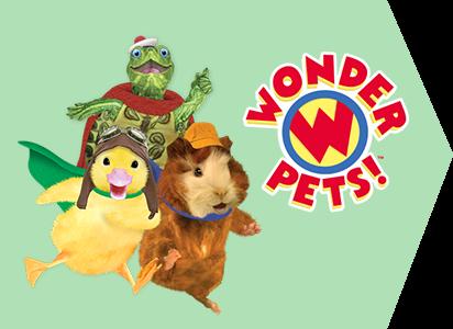 Wonder Pets! Kids memories, Wonder pets, Interactive