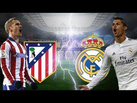 Real Madrid Vs Atletico Madrid Bs 2 Atlético Madrid Real Madrid Real Madrid 11