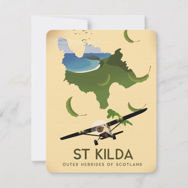 St Kilda, Outer Hebrides Scotland | Zazzle.com