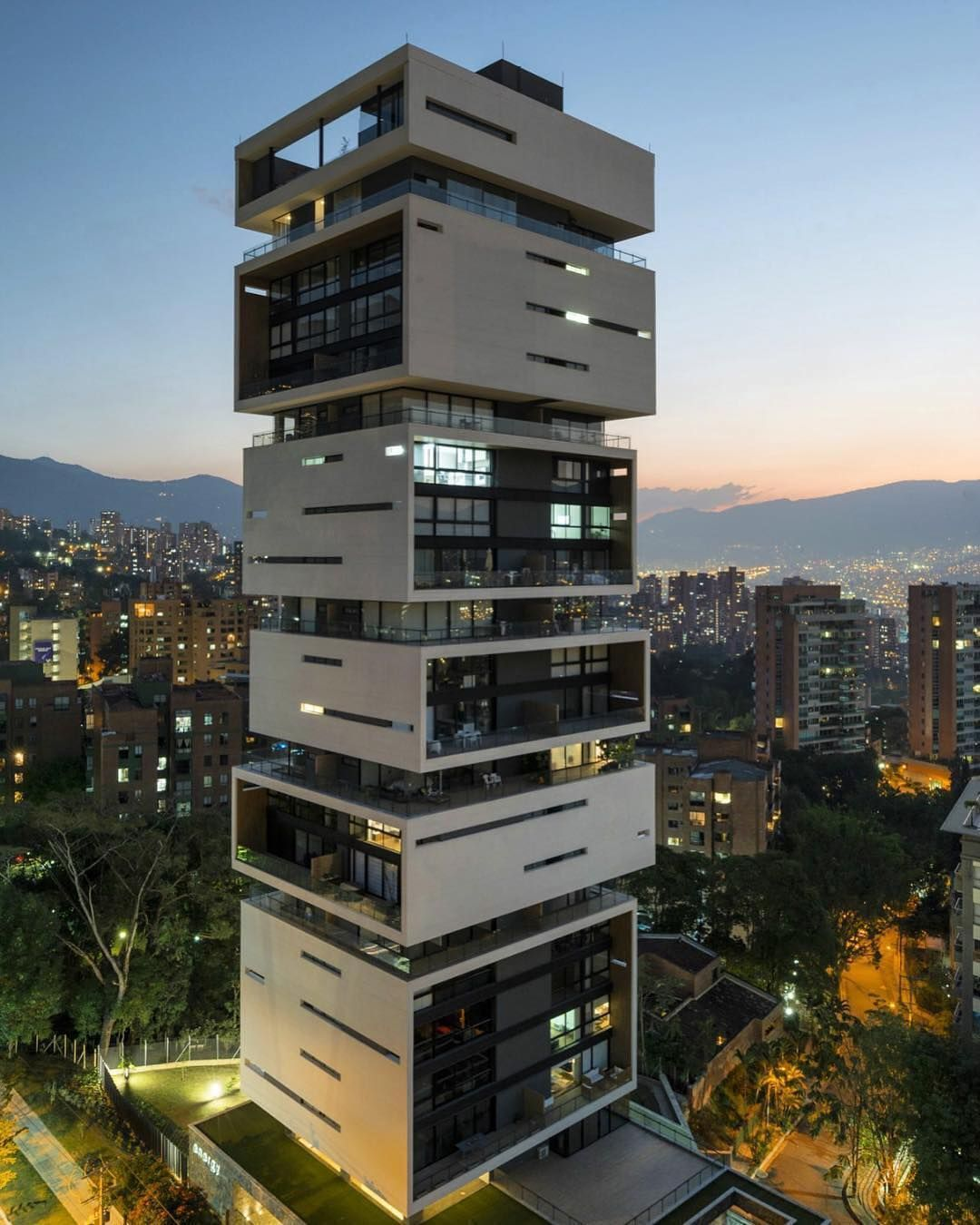 Energy Living in Medellin Colombia - #archidesign #archiphoto ...